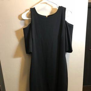 Michael Kors - cold shoulder dress - Size M $35